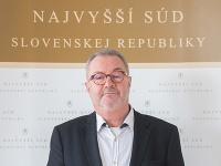 Predseda Najvyššieho súdu SR Ján Šikuta