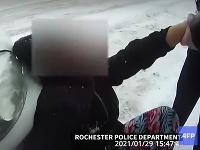 Zásah polície v americkom Rochesteri
