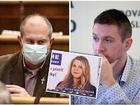Uhrík poslal vedeniu strany ĽSNS rozlúčkový e-mail, spomína sa v ňom aj Danica Mikovčáková.