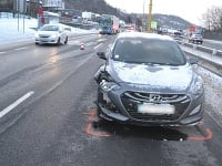 Auto zrazilo na priechode 59-ročnú Košičanku