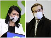 Jana Bittó Cigániková a Marek Krajčí