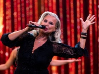 Eva Máziková v Chartshow