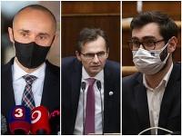 Valášek a Hattas sú tiež nespokojní s vládnutím, no Galko Kollárovi naložil.