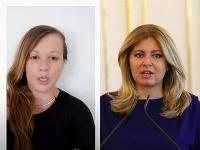 Kontroverzná Adriána, ktorá si hovorí Sheila, sa pustila do prezidentky Čaputovej.