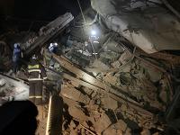 Zrútenie výrobnej haly si vyžiadalo životy troch ľudí