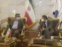 Rafael Grossi v Iráne