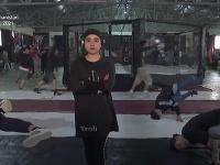 Mladá Afganka borí tradície, chce reprezentovať v breakdance