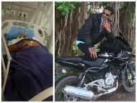 Shankar Gombi sa zotavuje v nemocnici