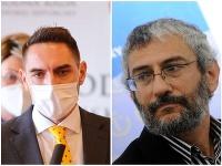 Politológ Mesežnikov poriadne naložil poslancovi Gyimesimu.
