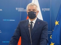 Minister zahraničných vecí Ivan Korčok