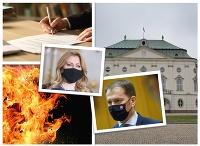 Nebezpečný anonym sa vyhráža vláde a prezidentke chaosom a Slovenskom v plameňoch!