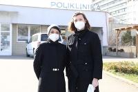 Irena Biháriová a Lucia Plaváková