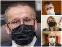 Politici reagujú na zadržanie Vladimíra Pčolinského.