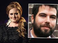 Adele a Simon Konecki