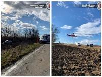 Nehoda za obcou Budmerice
