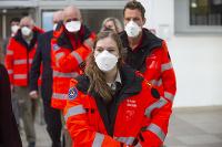 Slovensku pomôže v boji s pandémiou 11 zdravotníkov z Belgicka a Dánska