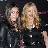 Madonna s dcérou Lourdes