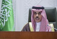 Minister zahraničných vecí Saudskej Arábie, princ Fajsal bin Farhán Saúd