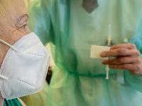 Očkovanie seniorov na Slovensku