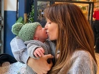 Alexandra Orviská je 2 mesiace po pôrode sexi ako nikdy.