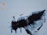 Ponorka preborila aj hrubý ľad