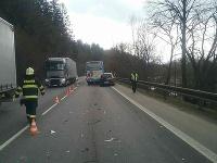 Dopravná nehoda v obci Kysucký Lieskovec