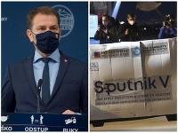 Igor Matovič hovorí, že so Sputnikom sa tu hrá špinavá hra.