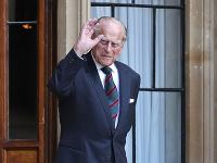 Princ Philip zomrel v piatok ráno.