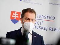 Tlačová beseda ministra financií Igora Matoviča