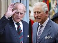 Princ Philip pred smrťou povedal tri posledné priania synovi Charlesovi.