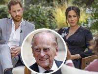 Vnuk Harry je už v Londýne... Meghan neprišla!