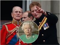 Princ Harry prišiel do Londýna a zaspomínal si na svojho dedka.