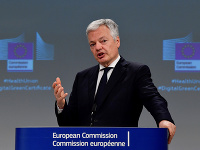 Eurokomisár pre spravodlivosť Didier Reynders