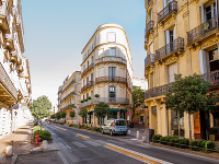 Boulevard Foch v Paríži