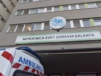 Nemocnica Svet zdravia Galanta