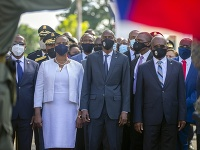 Haitská vláda podala demisiu a vymenovaný bol nový premiér