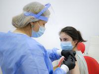 Očkovanie vakcínou od spoločnosti AstraZeneca