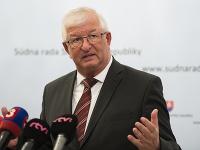 Predseda Súdnej rady SR Ján Mazák
