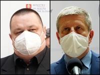 Ján Mikas a Vladimír Lengvarský