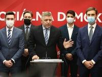 Členovia strany Smer-SD