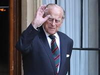 Princa Philipa pochovajú dnes o 15:00 miestneho času.