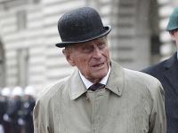 Dnes sa koná posledná rozlúčka s princom Philipom.