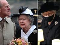 Alžbeta II. mala tú istú brošňu pred 12 rokmi na Slovensku.