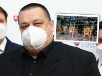 Ján Mikas hovorí, že terasy reštaurácií by sa mohli otvoriť už o dva týždne.