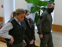 Juditu poslal Okresný súd v Žiline na vyše 12 rokov do väzenia. Rozsudok nebol právoplatný.