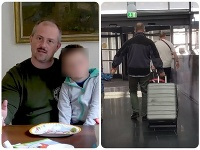 Kotleba sa verejne ozval aj so svojim synom cez video.