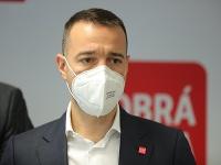 Predseda strany Dobrá voľba TomášDrucker