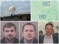 Na akcii sa malo podieľať až šesť agentov. Známe sú fotografie Čepigu, Miškina a generála Averjanova (vpravo).