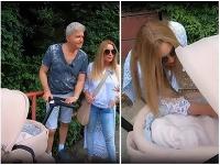 Pre Eriku Judínyovú a Štefana Skrúcaného je dcérka najväčší dar.
