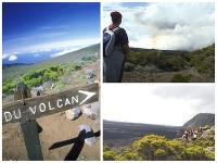 Sopka na Réunione láka turistov
